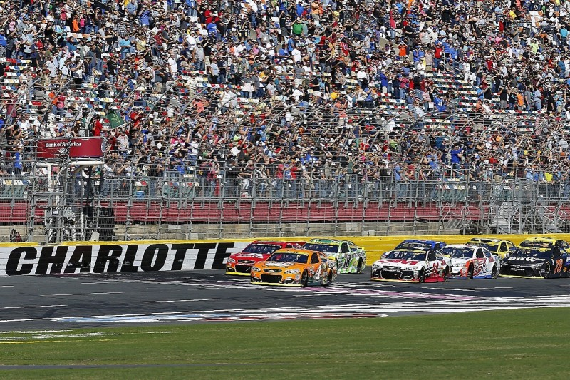 2018 NASCAR Cup Series calendar includes Charlotte road course