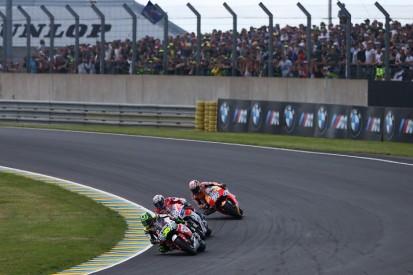 Cal Crutchlow: Dani Pedrosa's weight prevented Le Mans MotoGP crash