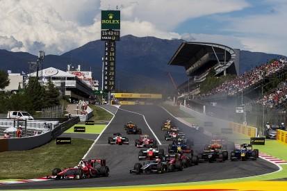 New Formula 2 car for 2018 will resemble 2017 Formula 1 aero