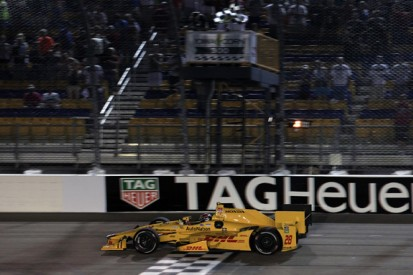Iowa IndyCar: Andretti's Ryan Hunter-Reay takes first win of 2015