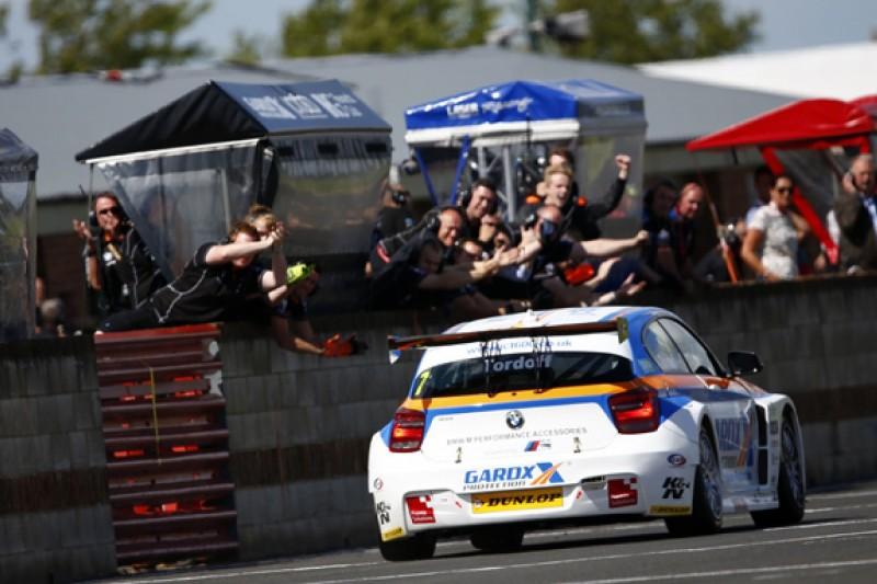 WSR BMW driver Sam Tordoff eyeing BTCC title push