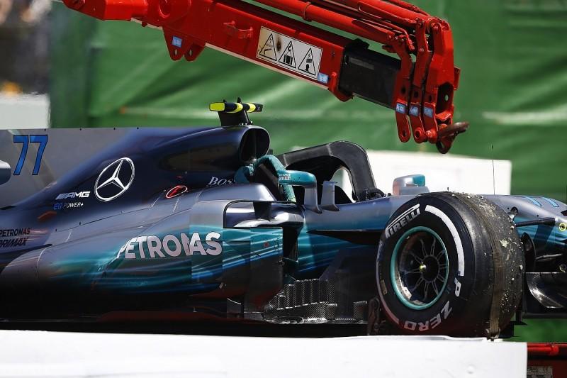 Mercedes' Spanish Grand Prix failure was never seen before