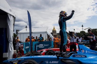 Last-minute rebuild key to Sebastien Buemi's Paris Formula E win