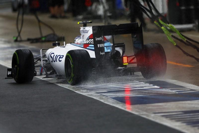 Williams F1 team must improve its wet form - Valtteri Bottas