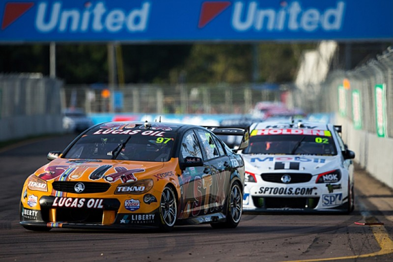 V8 Supercars to trial super-soft tyres for 2016 season