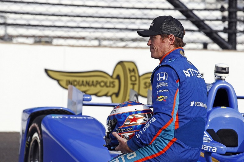 Scott Dixon and Dario Franchitti robbed at gunpoint after Indy 500