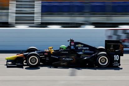 Iowa IndyCar: Tony Kanaan leads Scott Dixon in Ganassi practice 1-2