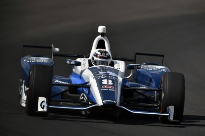 Indy 500: Ganassi's Chilton fastest in last full practice session