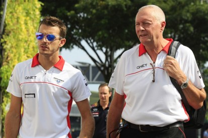 John Booth says Manor F1 team was honoured to know Jules Bianchi