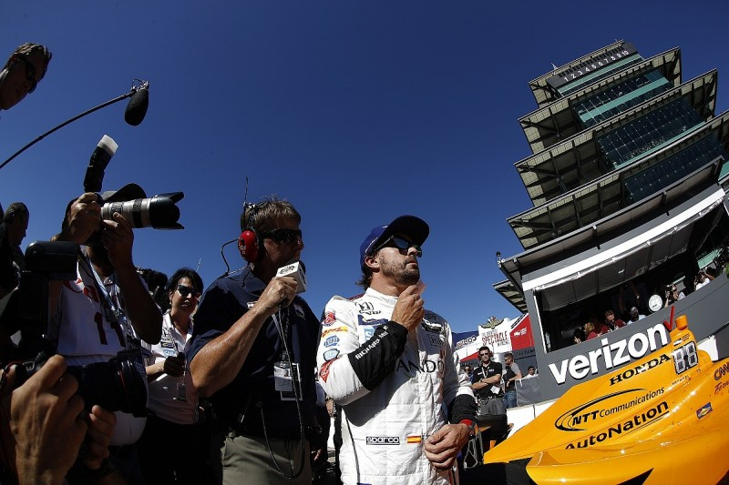 Fernando Alonso: Indianapolis 500 pole possible but for overboost