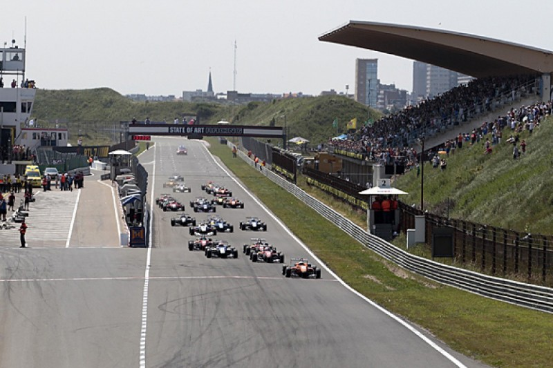 Masters of F3 at Zandvoort set for entry resurgence in 2015