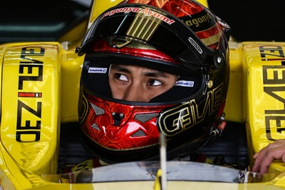 Sean Gelael adds GP2 programme to FR3.5 campaign with Carlin