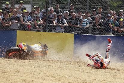 Marc Marquez uncomfortable with front end before Le Mans crash