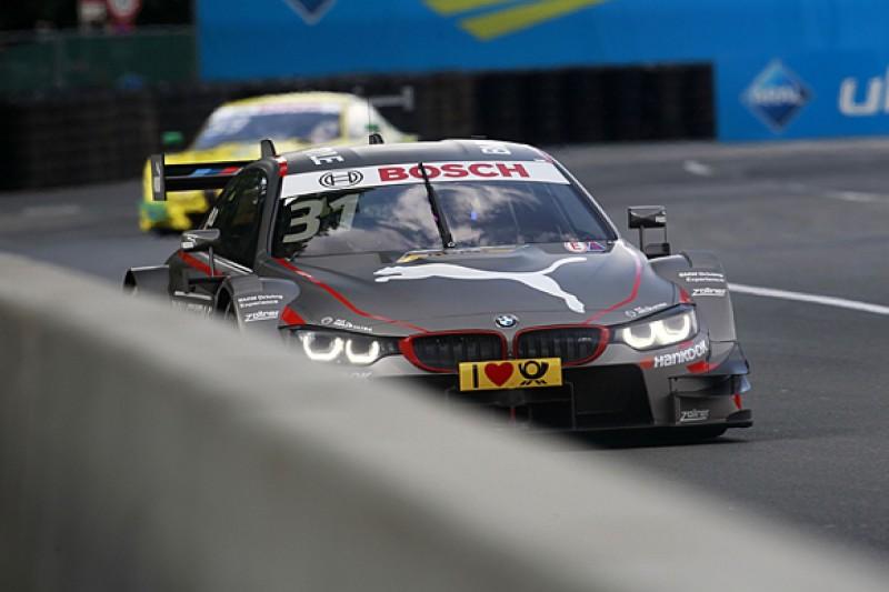 BMW's Tom Blomqvist disqualification appeal will set DTM precedent