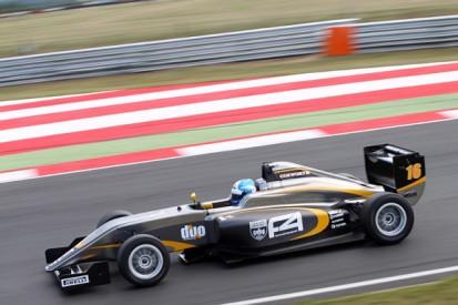 New BRDC Formula 4 car set to be 'five seconds quicker'