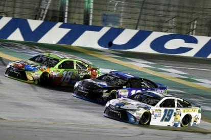 Denny Hamlin and Carl Edwards back more NASCAR downforce cuts