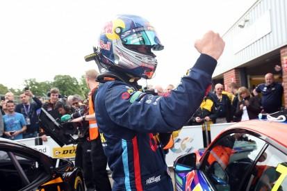 Oulton BTCC: Andrew Jordans takes second win of the season