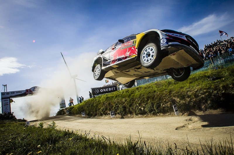 WRC Rally of Portugal: Ogier takes comfortable second win of season