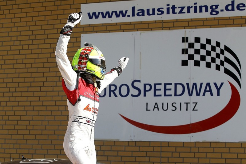 Lausitzring DTM: Audi's Jamie Green takes second win of 2017