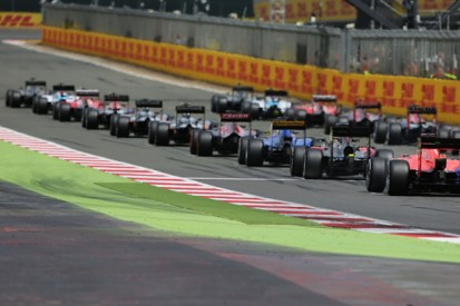 F1's pre-2014 tyres were better for racing, says Romain Grosjean