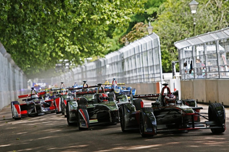 Formula E evaluating increased race power levels for 2015/16