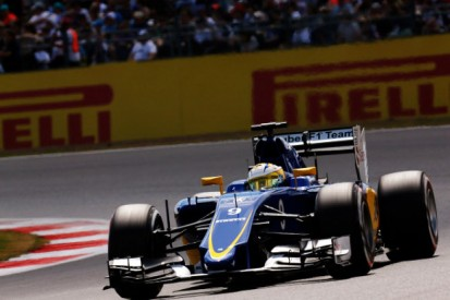 F1 qualifying gains are vital in rest of 2015 - Marcus Ericsson