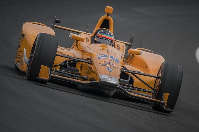 Fernando Alonso didn't get maximum from car in Indy 500 qualifying