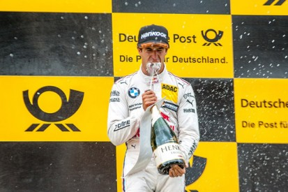 Antonio Felix da Costa: Lessons from midfield key to first DTM win