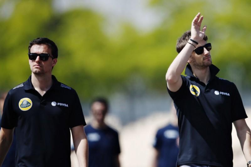 Lotus: Missing FP1 hurting Grosjean's pride more than performance