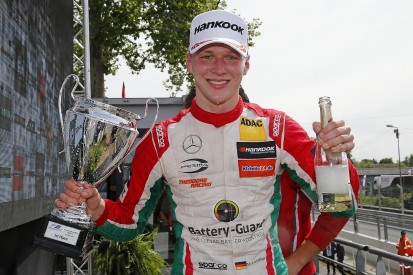 Pau F3: Gunther wins second race as Norris takes points lead