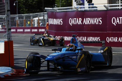 Paris Formula E: Buemi wins again, Vergne and di Grassi both crash