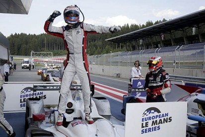 Red Bull Ring ELMS: Jota Sport scores first victory of 2015