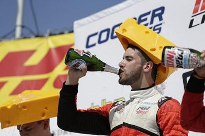 Milwaukee Indy Lights: Felix Serralles scores maiden win