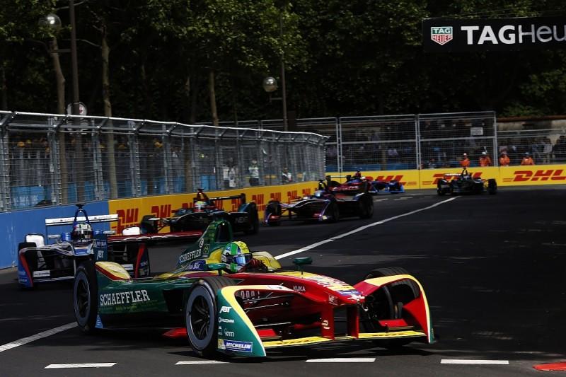 Di Grassi claims da Costa 'didn't know how to race' in Paris ePrix