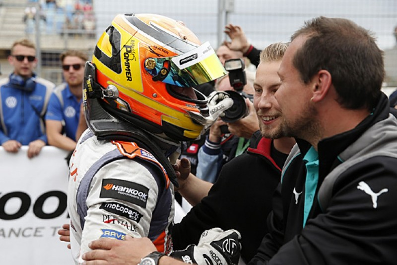 European F3 Zandvoort: Motopark's Markus Pommer gets first win