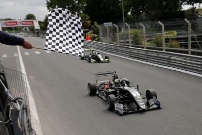 Pau F3: Eriksson beats Norris in dramatic opener