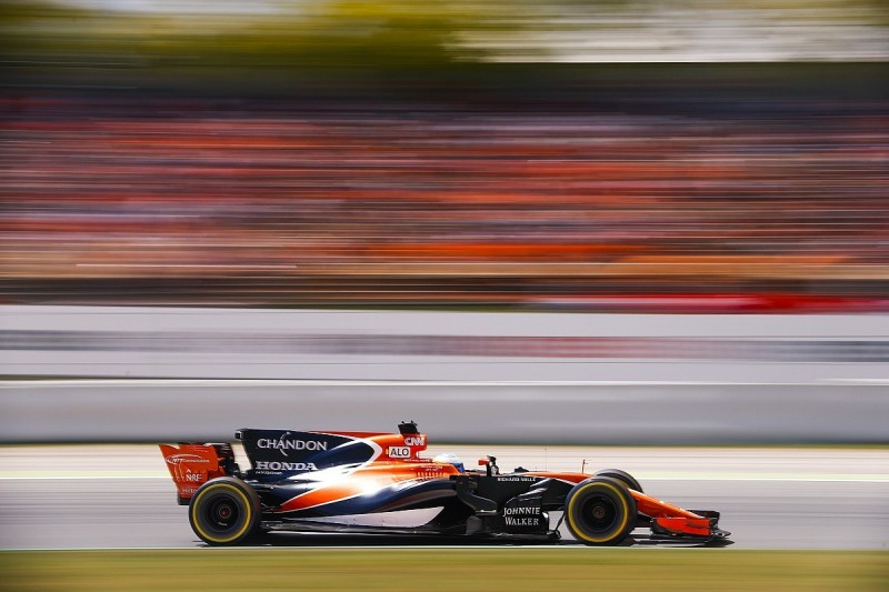 McLaren-Honda F1 team plans further upgrade for Monaco Grand Prix