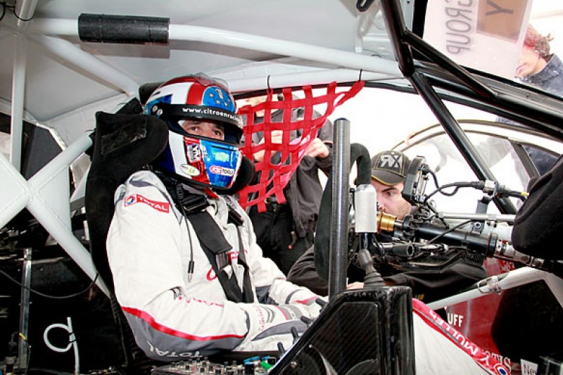 Four-time WTCC champion Yvan Muller joins World Rallycross field