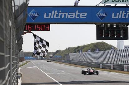 Zandvoort European F3: Felix Rosenqvist dominates race two