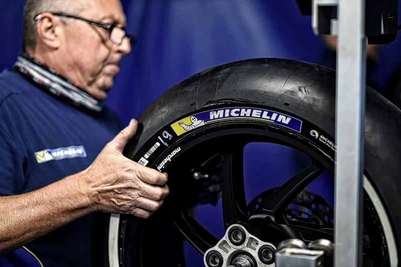 MotoGP to revert to late-2016 Michelin front tyre from Mugello