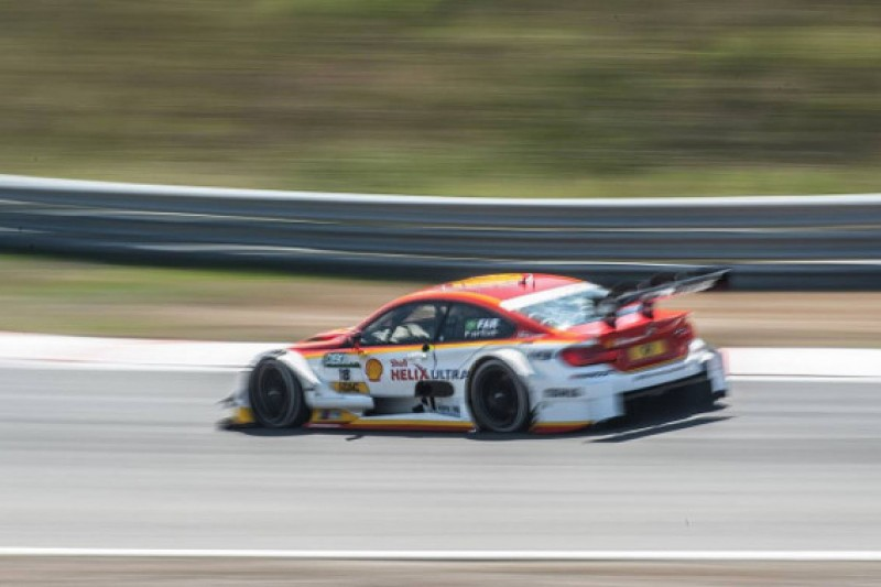 DTM Zandvoort: Augusto Farfus leads BMW 1-2-3 in final practice