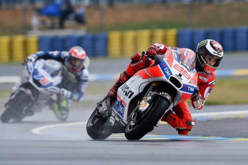 Le Mans MotoGP: Ducati's Lorenzo 'didn't feel safe' in practice two