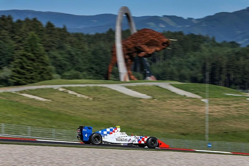 Red Bull Ring FR3.5: Oliver Rowland beats Marlon Stockinger to pole