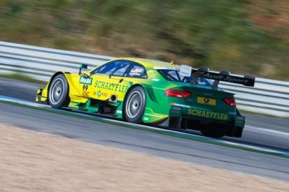 DTM Zandvoort: Mike Rockenfeller tops first practice for Audi