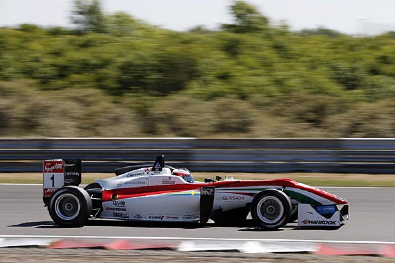 Zandvoort European Formula 3: Rosenqvist and Giovinazzi share poles