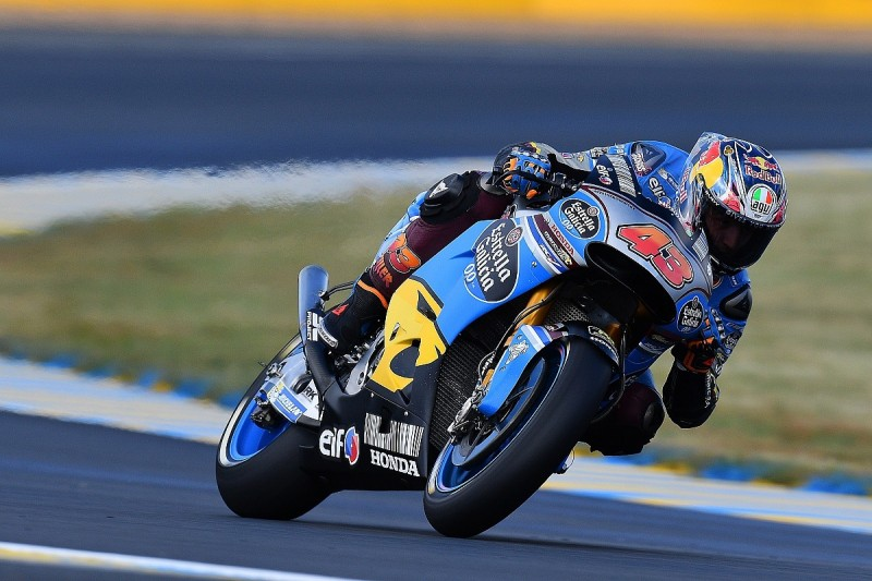 MotoGP Le Mans: Jack Miller tops FP1 by more than one second