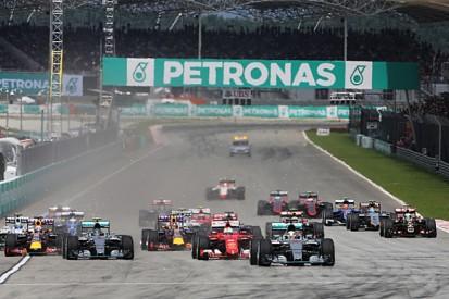 FIA announces 21-grand prix 2016 Formula 1 calendar