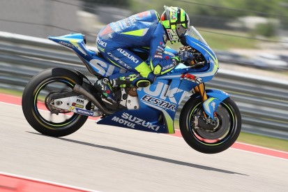 Suzuki insists its 2017 MotoGP bike is not as bad as results suggest