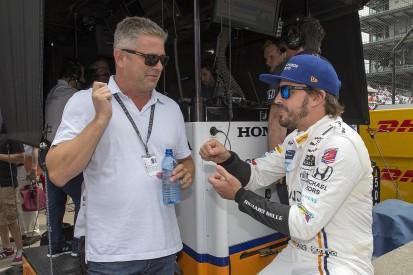 Alonso Indy 500 preparation to 'ramp up big time' - De Ferran