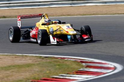 European F3 Zandvoort: Antonio Giovinazzi takes first pole of 2015